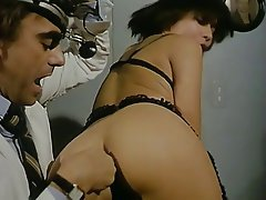 Anal French Hairy Stockings Vintage
