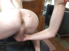 Babe BDSM Facial Femdom