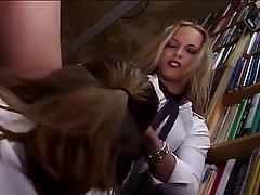 Lesbian Masturbation Stockings Strapon
