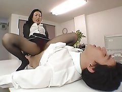 Amateur Femdom Japanese Squirt
