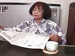 Japanese Masturbation Old and Young