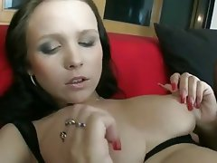 Anal Lingerie Nipples Russian