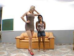 Brazil Femdom Foot Fetish