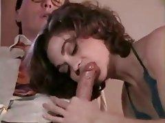 Anal Brunette Pornstar Vintage