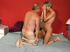 Blowjob Cumshot Old and Young