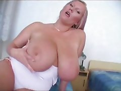 Big Boobs Blonde POV Softcore