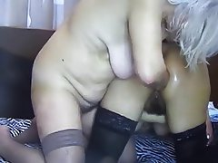 Blowjob Granny Lesbian