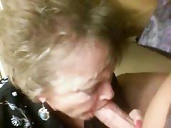 Amateur Blowjob Granny Mature