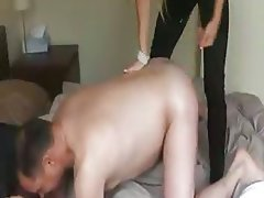 German Interracial Old and Young Swinger