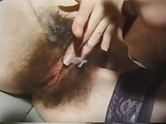 Anal French Hairy Threesome