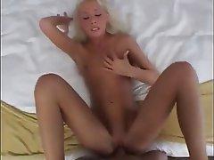 Anal Babe Blonde Facial Hardcore