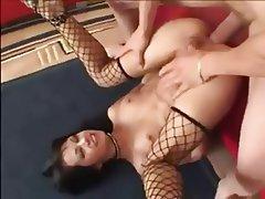 Anal Double Penetration Hardcore Pornstar