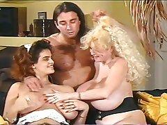 Big Boobs Group Sex Hairy MILF
