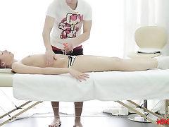 Babe Blowjob Cumshot Indian Massage