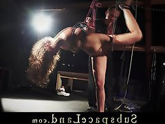 BDSM Bondage Masturbation Spanking Teen