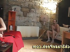 Amateur Casting Czech Old and Young