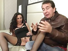 Amateur Anal French Italian