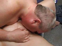 Amateur Ass Licking Granny