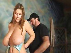 Big Boobs Pornstar Nipples