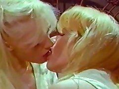 Blonde Lesbian Small Tits Tattoo