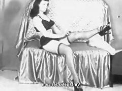 Pornstar Stockings Vintage Voyeur
