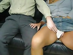 French Handjob Mature