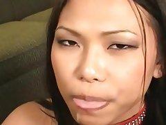 Asian Blowjob Cumshot