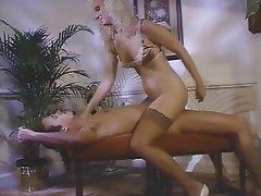 Anal Group Sex Stockings Strapon Vintage
