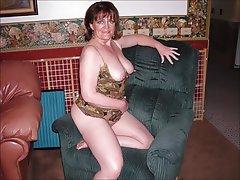 MILF Mature Blowjob Nipples