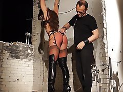 BDSM Bukkake Gangbang Nylon
