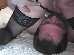 Amateur Cuckold Threesome
