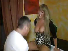 German MILF Squirt