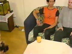 Small Tits Nerd Threesome Vintage