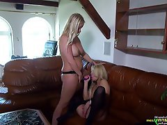 Granny Lesbian Mature Old and Young