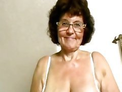 Granny MILF Mature Masturbation