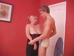 Mature Old and Young Russian