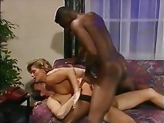 Double Penetration Group Sex Hairy Pornstar