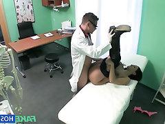 Massage Mature Secretary Amateur