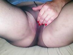 Creampie Nylon Stockings