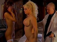 BDSM Threesome MILF Big Boobs