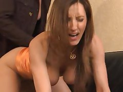 Anal Big Boobs French MILF