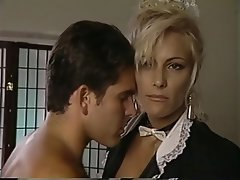 Vintage Blowjob Facial Blonde