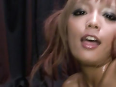 Amateur Asian Babe Masturbation