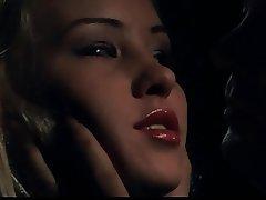 BDSM Blonde Russian Spanking