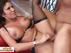 Mature Femdom MILF Old and Young