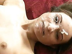Bukkake Cumshot Facial