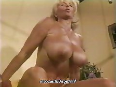 Big Boobs Granny Mature Pornstar