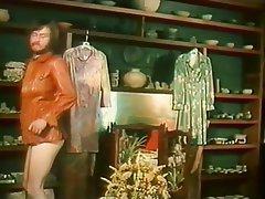 Cunnilingus Hairy Pornstar Vintage