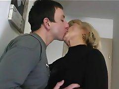 Granny Old and Young Orgasm