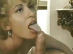 Big Boobs Blonde Blowjob Handjob